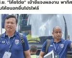 HLV Thái Lan bị buộc