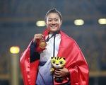 Việc Tú Chinh đối mặt với sức ép lớn ở SEA Games 30: Điền kinh xin điều chỉnh chỉ tiêu huy chương