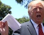 Mexico công bố thỏa thuận mật bị ông Trump làm lộ trước đó