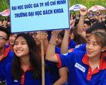 20.000 lượt sinh viên tình nguyện tại bến xe, trường học tiếp sức mùa thi