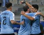 Cavani và Suarez lập công, Uruguay đè bẹp Ecuador 4-0