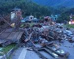 Video mô tả vụ tai nạn ở Hòa Bình ngày 17-6