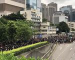 Người biểu tình Hong Kong muốn đối thoại trực tiếp với trưởng đặc khu