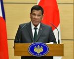 Tổng thống Philippines gọi vụ đâm tàu cá là