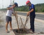 Hơn 100 nắp cống bị lấy trộm trên đường đẹp nhất Phú Quốc