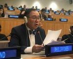 Ngoại trưởng Philippines cám ơn Việt Nam trước LHQ