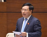 Quốc hội dành 2 ngày rưỡi chất vấn các thành viên Chính phủ