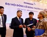 Ông Cao Xuân Ninh xin từ chức chủ tịch HĐQT Eximbank