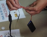 Bắt nhóm thanh niên mua thiết bị gian lận thi cử từ Trung Quốc về bán