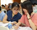 Thi THPT quốc gia 2019: Các trường đại học đã sẵn sàng