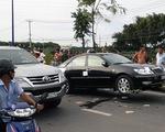 Tạm đình chỉ 2 sĩ quan công an liên quan vụ giang hồ vây xe công an