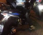Bắt thanh niên chạy xe máy tông chết hai người đi bộ đúng vạch
