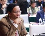 Phó chủ tịch VFF Cấn Văn Nghĩa từ chức