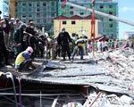 Vụ sập nhà làm 28 người chết: Campuchia buộc tội 4 người Trung Quốc