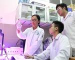 Nữ tiến sĩ trẻ về nước nghiên cứu pin quang điện hóa: