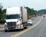 Đề xuất giảm tốc độ một số xe lớn xuống 50 km/h