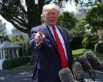 Ông Trump: Chiến tranh với Iran sẽ chỉ không kích, không dùng bộ binh