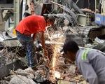 TP.HCM tháo dỡ các công trình tại công viên 23-9