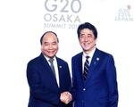 Thủ tướng Nguyễn Xuân Phúc bắt đầu dự Hội nghị Cấp cao G20