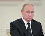 Tổng thống Putin trải lòng về chuyện