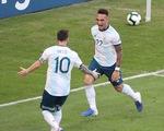 Argentina đối đầu với Brazil ở bán kết Copa America 2019