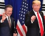 Ông Trump hỏi tổng thống Hàn: