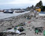 Video rác thải gây ô nhiễm môi trường ở vịnh Vân Phong