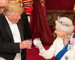 Nữ hoàng Anh tán tụng quan hệ Anh - Mỹ, Tổng thống Trump tán tụng Nữ hoàng
