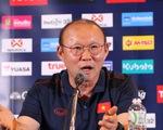 HLV Park Hang Seo đính chính chuyện 'xem thường King's Cup'