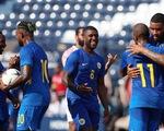 Đánh bại Ấn Độ, Curacao vào chung kết King