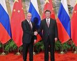 Ông Putin: Quan hệ Nga - Trung đã đạt tới