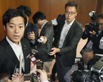 Nhậu xỉn rồi đòi... sờ ngực phụ nữ, nghị sĩ Nhật bị ép từ chức