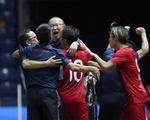 Thắng Thái Lan, Việt Nam tăng hạng FIFA và có lợi khi bốc thăm vòng loại World Cup 2022