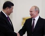 Mỹ đẩy Nga - Trung gần nhau hơn?
