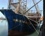 Tàu cá Quảng Nam