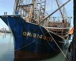 Phản đối tàu Trung Quốc cướp hải sản ngư dân Việt Nam