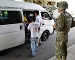 Bị Mỹ ép dí, Mexico ráo riết giải quyết chuyện nhập cư lậu