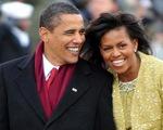 Vợ chồng ông Obama hợp tác sản xuất cho Spotify