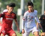 Giao hữu U23 Việt Nam - U23 Myanmar: Tìm những gương mặt triển vọng