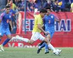Thua Ấn Độ 0-1, Thái Lan trắng tay ở King