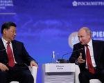 Ủng hộ Bắc Kinh, ông Putin lên án 'thói ích kỷ kinh tế' của Mỹ