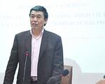 Cựu thứ trưởng Lê Bạch Hồng bị truy tố vì cố ý làm trái