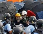 Đụng độ lớn ngày kỷ niệm Anh trao trả Hong Kong cho Trung Quốc