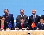 Ký hiệp định thương mại tự do và hiệp định bảo hộ đầu tư VN - EU: Người dân, doanh nghiệp hưởng lợi