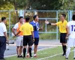 Phạt Viettel và PVF vì phản ứng trọng tài ở Giải U17 quốc gia 2019