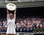 Thua dễ Halep, Serena chưa thể có Grand Slam thứ 24