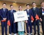 Cô gái vàng Việt Nam ở Olympic vật lý quốc tế 2019