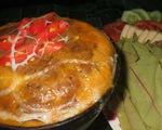 Mắm đùm hấp trong gáo dừa - bạn đã ăn chưa?