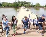 Campuchia nói không với tour du lịch
