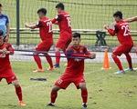 Ông Park Hang Seo lên kế hoạch tập trung ngắn hạn với U23 Việt Nam